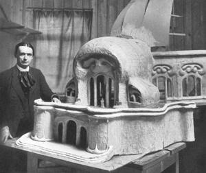 Goetheanum progetto
