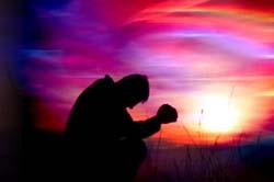 dio non vuole essere adorato