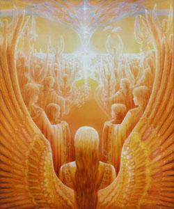 esseri angelici