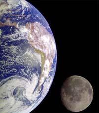 il ciclo della luna