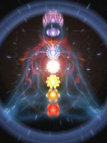 il chakra del cuore irradia buone intenzioni