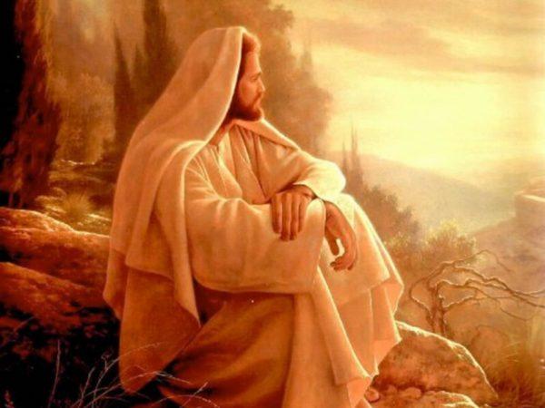 Rappresentazione del Maestro Gesù