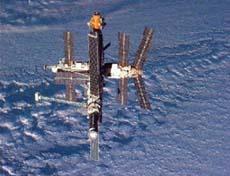 Stazione orbitante MIR
