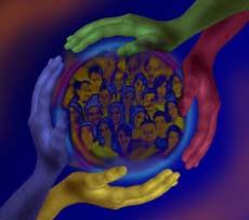 La civiltà è basata su fatti, ed è il risultato di come le persone vivono, di come interagiscono fra di loro, degli ideali da loro considerati idonei o preziosi. Che genere di persone sono, quelle che oggi nella nostra civiltà, sono in grado di assumersi la responsabilità di incentivare la creazione di giusti e corretti rapporti umani, che includano il benessere di ognuno, ovunque nel mondo? Sono gli uomini e le donne di buona volontà, di ogni razza, religione, o credo. Essi hanno ideali costruttivi e puliti, desiderano una vita migliore per tutti, e vivono ispirandosi a valori che non si possono comprare con il denaro.  Essi credono che per tutti gli esseri umani la vita debba e possa essere migliore.
