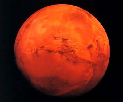 Marte un mistero planetario