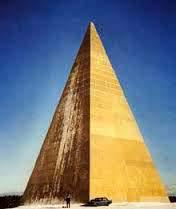 Piramide costruita in Russia