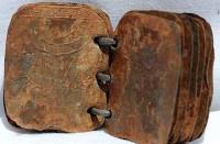 Libri-di-metallo scoperti in Giordania