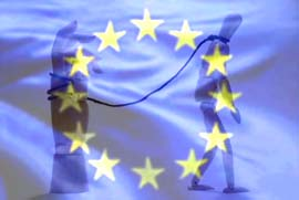 Schiavi dell'Unione Europea