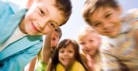 Bambini indaco pieni di energia