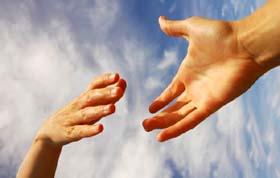 Dare una mano a qualcuno