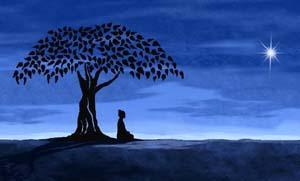 Meditazione, via verso la pace e pace