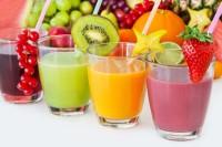 Succhi di frutta freschi
