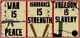 Propaganda orwelliana