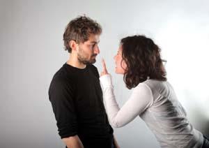 Contrapposizione energia femminile e maschile