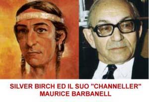 Silver Birch e Maurice Barbanell