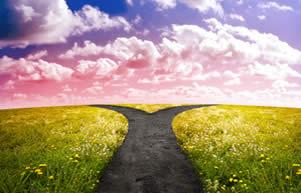 Decidere quale strada prendere