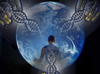 Il progetto alieno del dna umano