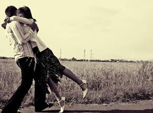 Abbandonarsi ad un abbraccio