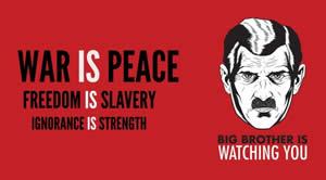 1984 di G. Orwell