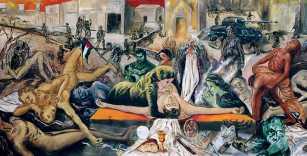 Francesco Guadagnuolo: Pace in Terra Santa