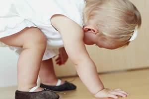 Manifestazione dell'Io nel corpo del bambino