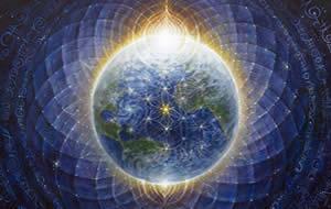 Griglia energetica Terra