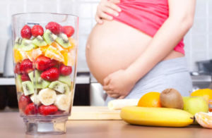 In gravidanza dieta vegetale
