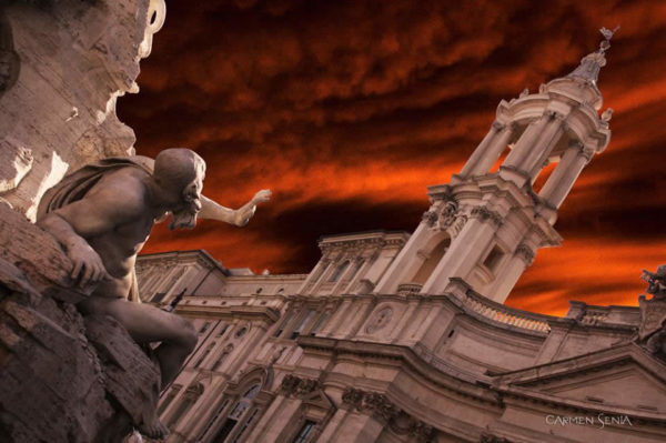 Distruzione civiltà europea