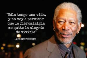 Daria Pambianchi - Morgan Freeman e la fibromialgia