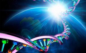 Raggi cosmici e DNA umano