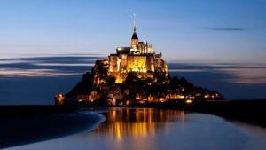 Fortezza di Mont Saint Michel