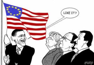 Europa progetto americano