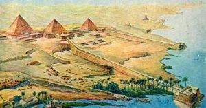 Mistero della morte antichi egizi
