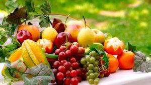 Semi digiuno a base di frutta