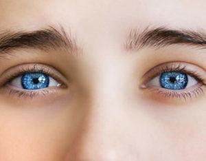 Occhi specchio dell'anima