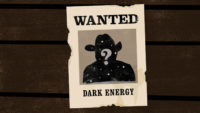 Dark Energy Wanted