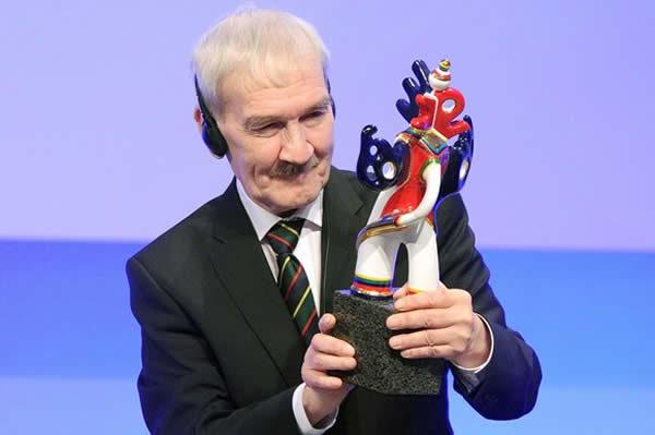 Stanislav Petrov premiato