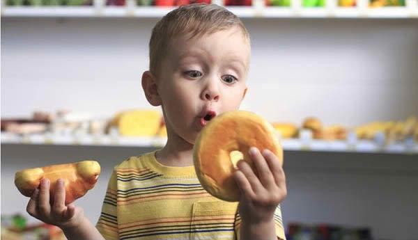 Merendine cibo non sano