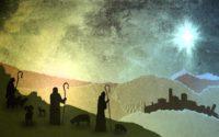 stella di natale guida i pastori