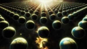 """Dal punto di vista dell'anima, la Terra non è una """"cosa"""", un grumo di materia, ma un regno multistrato di esperienze, un campo di infinite opportunità in cui la mente umana può esplorarsi. L'anima è curiosa e vuole arricchirsi con le esperienze di molte linee di tempo. Sarebbe dunque un peccato usare la magnifica personalità terrestre con tutti questi potenziali (voi ) solo per una possibilità. Sarebbe un'enorme perdita di potenziale."""