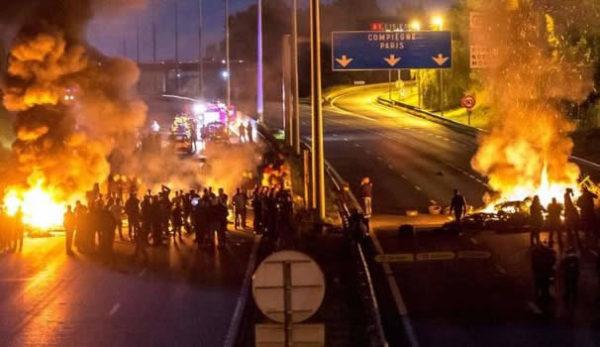 Pericolo guerra civile in Europa