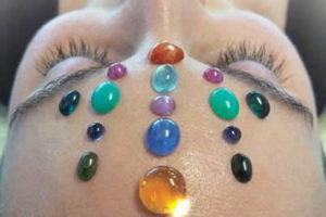 Uso terapeutico dei cristalli