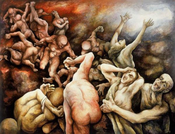 Disumanizzazione e follia