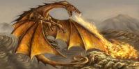 Il drago nel mito del druidismo