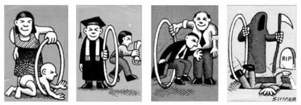 Il Sistema che ci rende schiavi