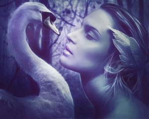 Leda e il cigno-Zeus