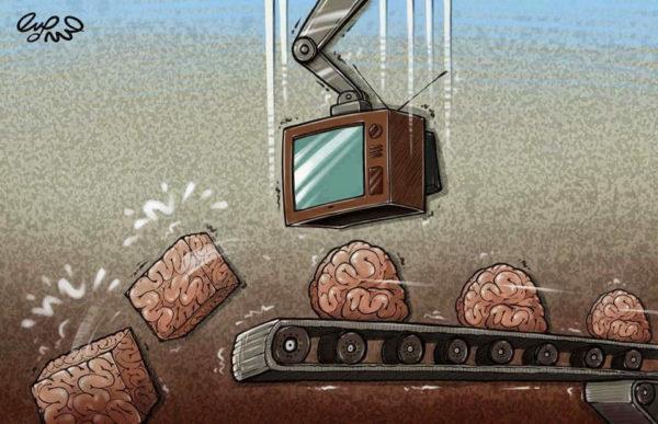 Televisione e lavaggio del cervello