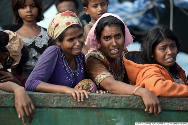 Umanità in profonda crisi