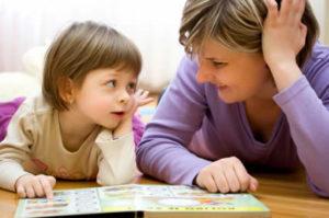 Processo d'imitazione nel bambino