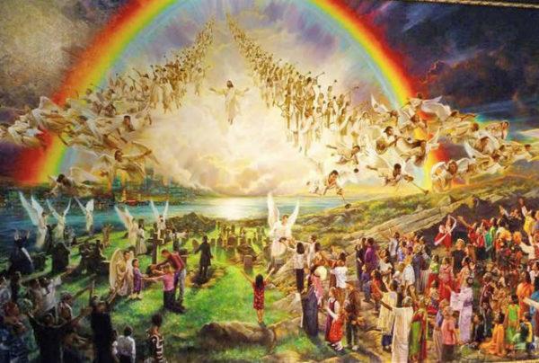 Seconda venuta del Cristo